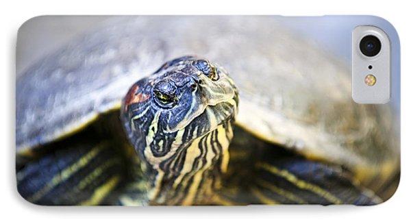 Turtle IPhone Case by Elena Elisseeva