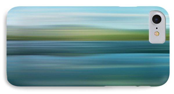 Twin Lakes IPhone Case by Priska Wettstein