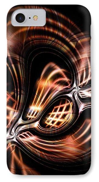 Twisted IPhone Case by Anastasiya Malakhova