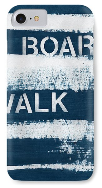 Under The Boardwalk IPhone Case by Linda Woods