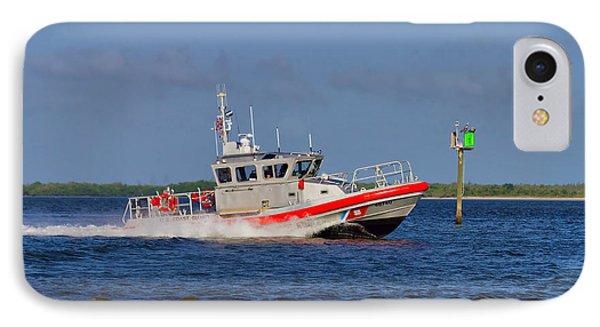 United States Coast Guard IPhone Case by Kim Hojnacki