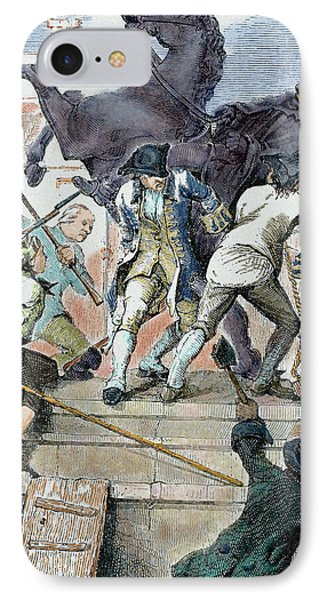 Unites States American War IPhone Case by Prisma Archivo