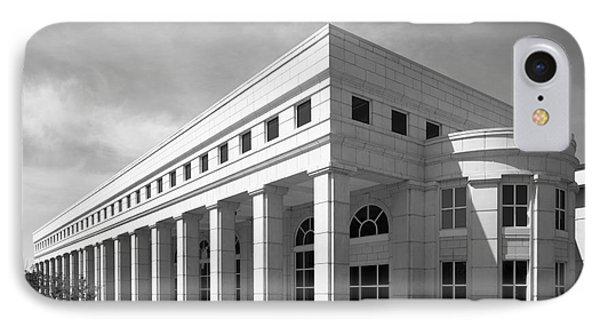 University Of Arkansas Mullins Library IPhone 7 Case by University Icons