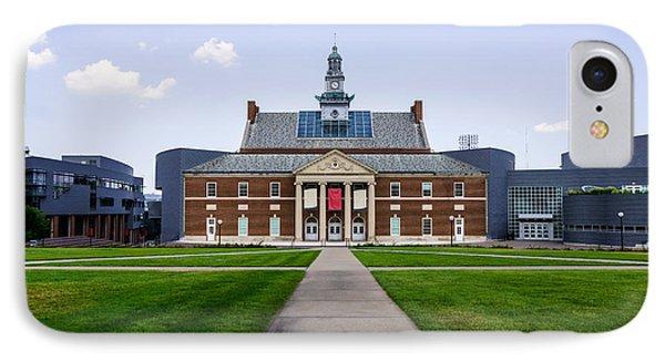 University Of Cincinnati Tangeman University Center  Phone Case by Paul Velgos