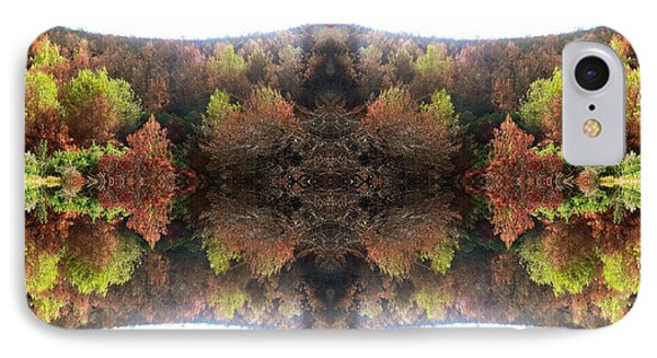 Unnatural 77.1 IPhone Case by Giovanni Cafagna