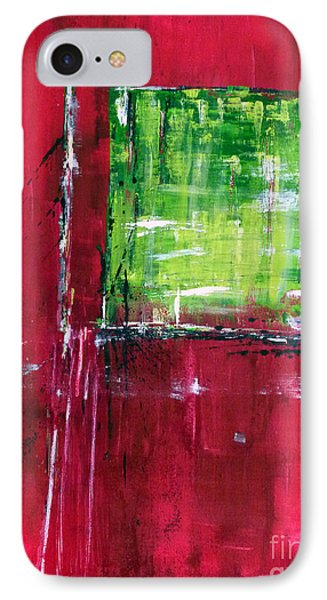 Untitled- Abstract  Phone Case by Ismeta Gruenwald