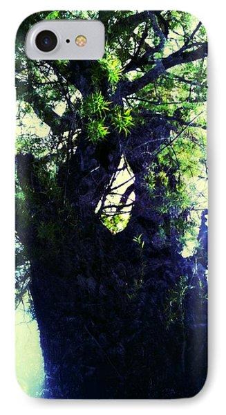 Untitled -tree Star Phone Case by Juliann Sweet