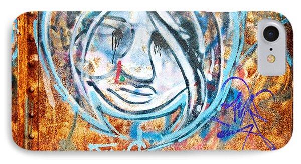 Urban Art Phone Case by Scott Pellegrin