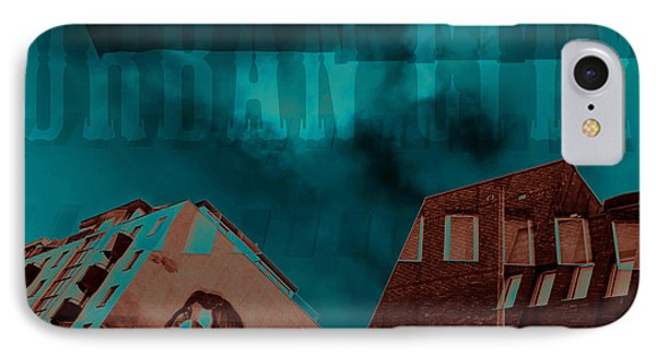 Urban City IPhone Case by Toppart Sweden