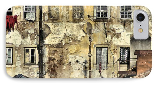 Urban Lisbon IPhone Case by David Letts