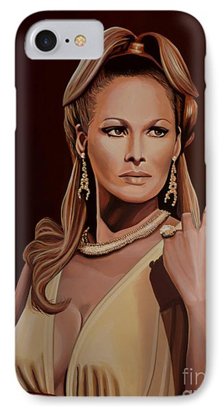 Ursula Andress Phone Case by Paul Meijering