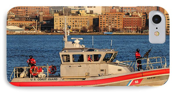 U.s. Coast Guard - Always Ready Phone Case by Paul Ward
