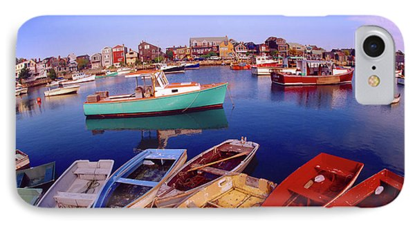Usa, Maine, Rockport IPhone Case by Jaynes Gallery
