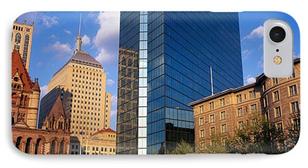 Usa, Massachusetts, Boston, Copley IPhone Case by Panoramic Images