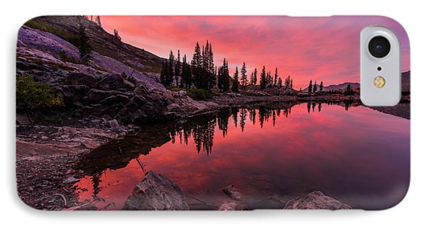 Utah's Cecret IPhone Case by Chad Dutson
