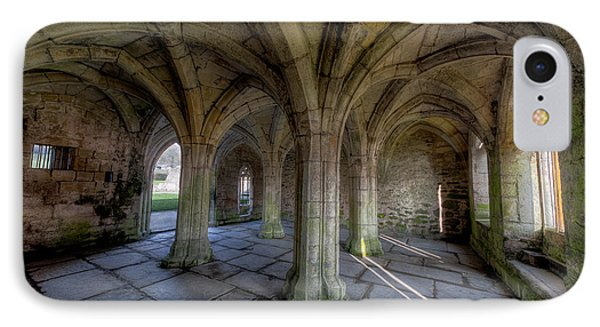 Valle Crucis Chapter House  Phone Case by Adrian Evans
