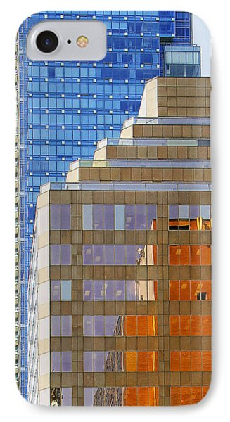 Vancouver Reflections No 1 Phone Case by Ben and Raisa Gertsberg