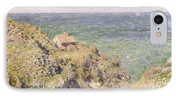 Varengeville Gorge IPhone Case by Claude Monet