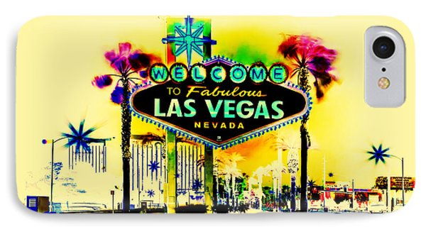 Vegas Weekends IPhone Case by Az Jackson