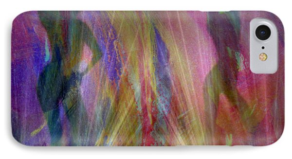 Veil Of Seduction Phone Case by Irma BACKELANT GALLERIES