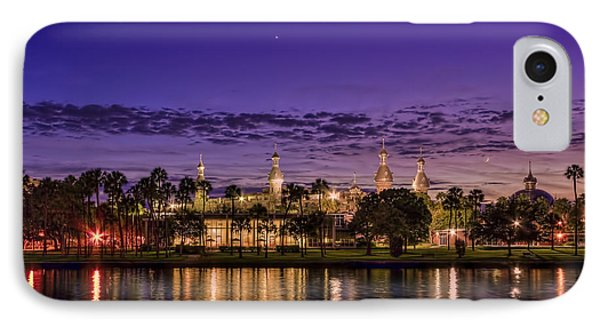 Venus Over The Minarets IPhone Case by Marvin Spates