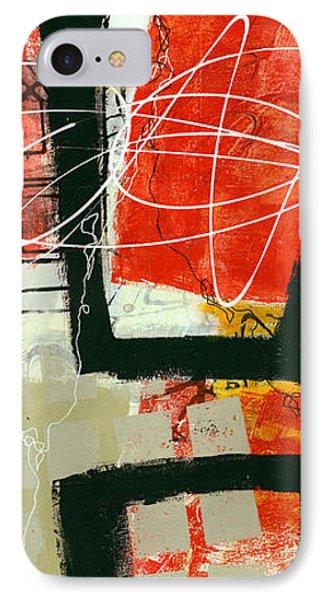 Vertical 1 Phone Case by Jane Davies