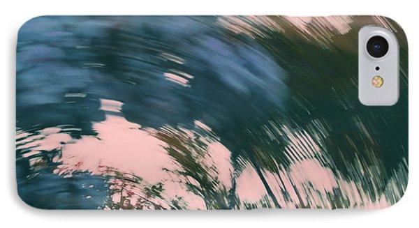 Vertigo In Turquoise IPhone Case by Irina Wardas
