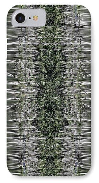 Vibrations Phone Case by Dawn J Benko