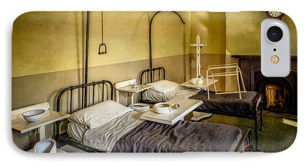 Victorian Hospital Ward IPhone Case by Adrian Evans
