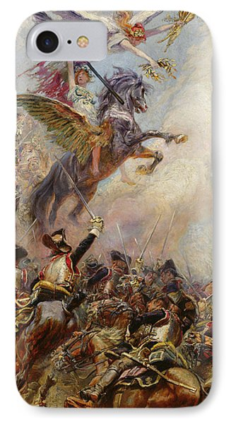 Victory IPhone 7 Case by Jean-Baptiste Edouard Detaille