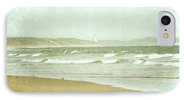 View To Point Lonsdale IPhone Case by Linda Lees