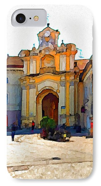 Vilnius Old Town 33 Phone Case by Yury Malkov