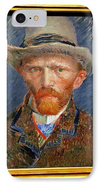 Vincent Van Gogh. Phone Case by Vincent Van Gogh