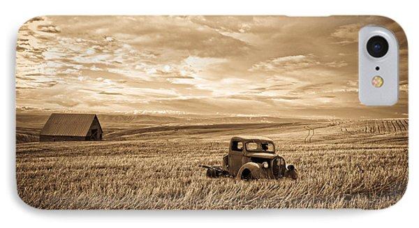 Vintage Days Gone By Phone Case by Steve McKinzie