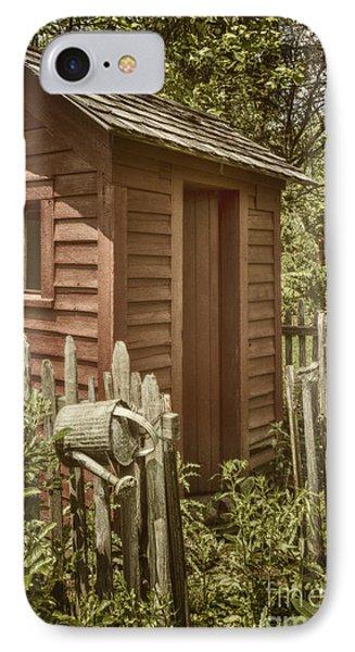 Vintage Garden Phone Case by Margie Hurwich