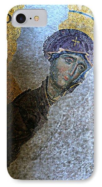 Virgin Mary Phone Case by Stephen Stookey