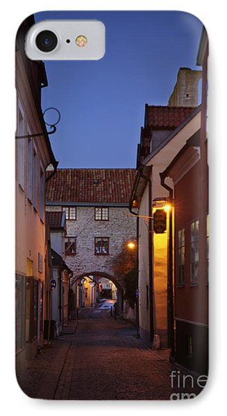 Visby Evening  Phone Case by Ladi  Kirn