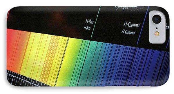 Visible Spectrum IPhone Case by Detlev Van Ravenswaay