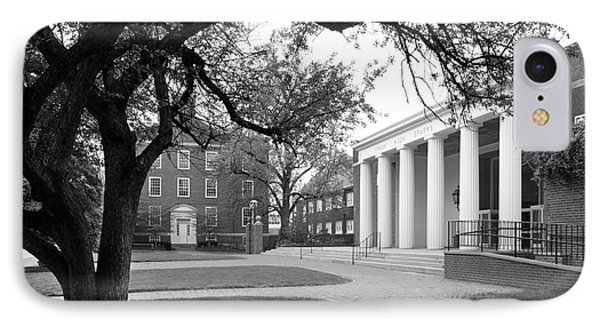 Wabash College Sparks Center IPhone Case by University Icons