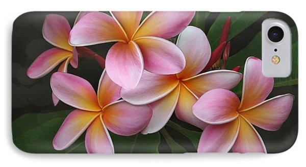 Wailua Sweet Love Texture IPhone Case by Sharon Mau