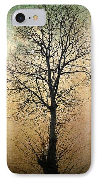 Waltz Of A Tree IPhone Case by Taylan Soyturk