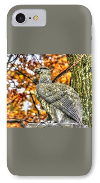 War Eagles - 28th Massachusetts Volunteer Infantry Rose Woods The Wheatfield Fall-a Gettysburg Phone Case by Michael Mazaika