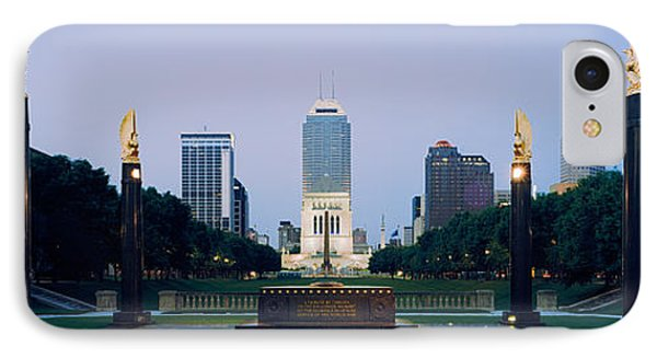 War Memorial In A City, Cenotaph IPhone Case by Panoramic Images