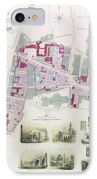 Ward Of Farringdon IPhone Case by British Library