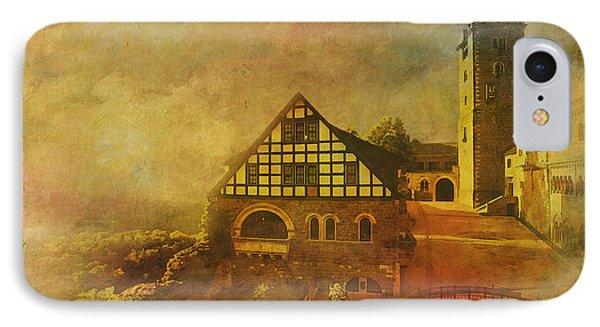 Wartburg Castle Phone Case by Catf