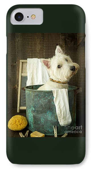 Wash Day IPhone Case by Edward Fielding
