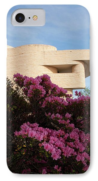 Washington Dc, American Indian Museum IPhone Case by Lee Foster