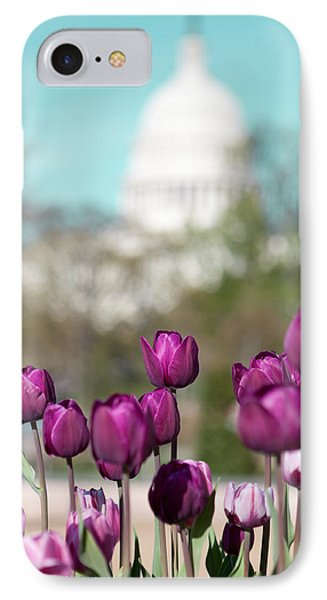 Washington Dc IPhone Case by Kim Fearheiley
