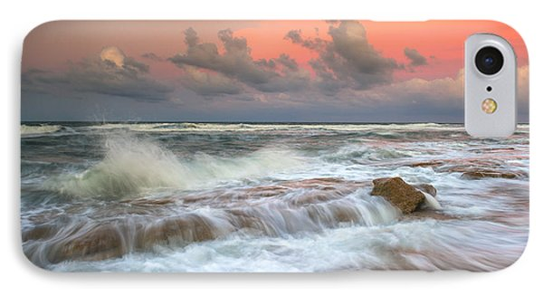 Washington Oaks State Park St. Augustine Fl - The Pastel Sea Phone Case by Dave Allen