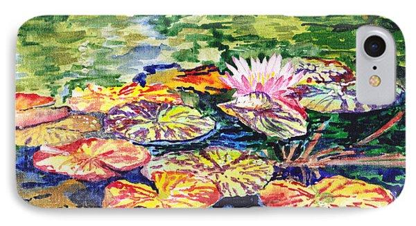 Water Lilies Phone Case by Irina Sztukowski